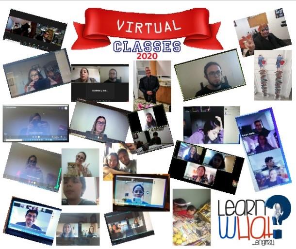 Virtual Classes 2020 - 1